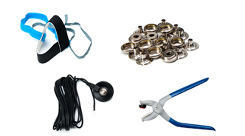 esd floor mat grounding kit