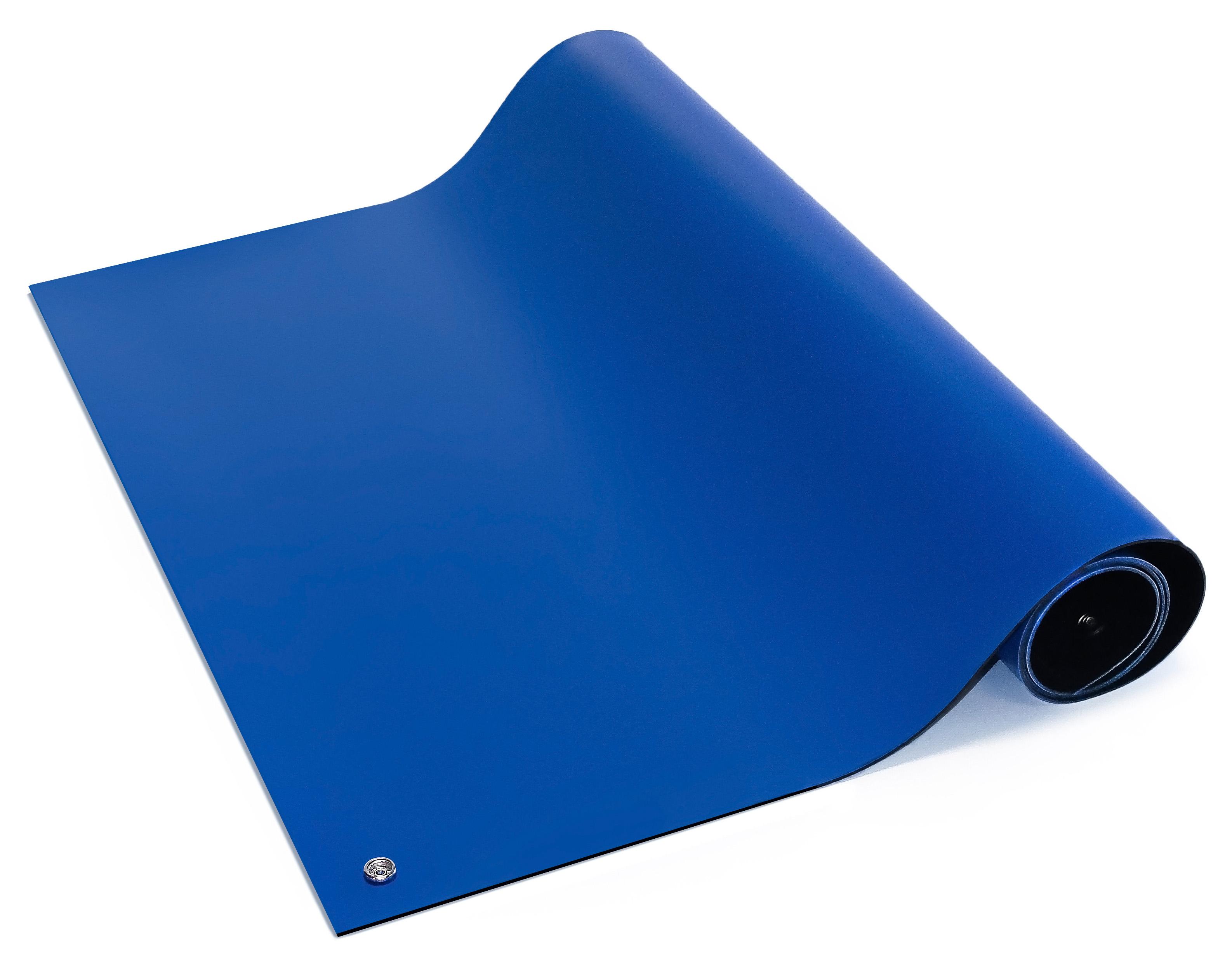 esd soldering mat kit blue